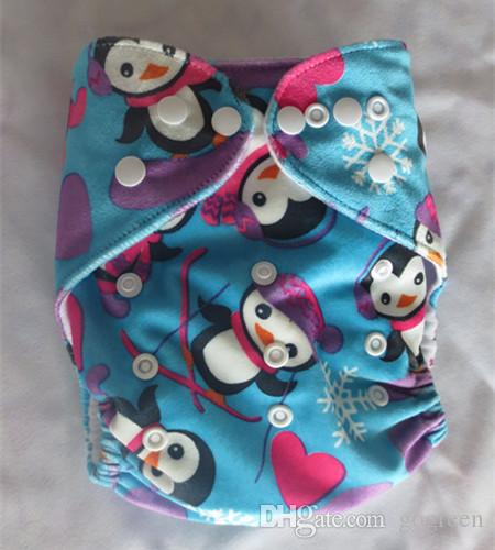 2015 New Arrival Baby Cloth Diapers One Size Fits All Baby Washable Diaper Minky Cloth Diaper 300 diaper without inserts