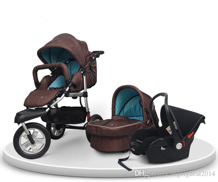 Großhandel Heiße Verkaufs Baby Spaziergänger Abnehmbaren Griff 3 In ...