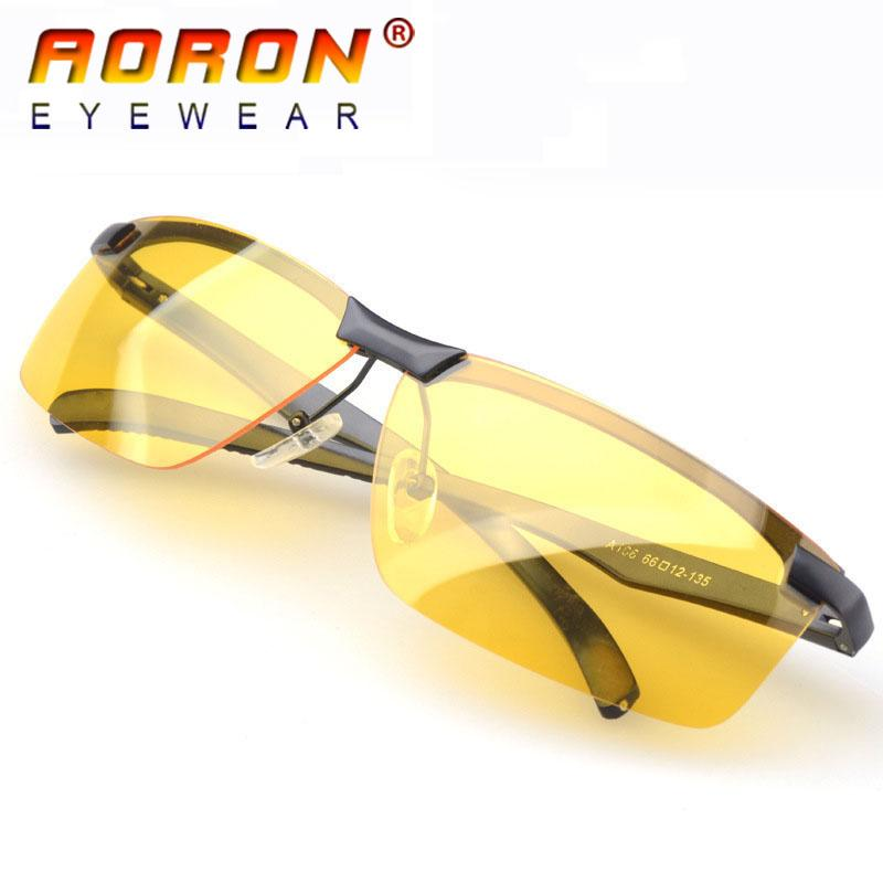 831d9950217 2017 New Men Fashion High End Polarized Driving Sunglasses Summer Sports  Cool Hd Sun Glasses Night Vision Goggles Original Box Mens Sunglasses  Police ...