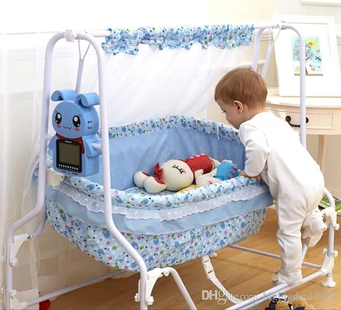 How To Put A Graco Baby Bed Together