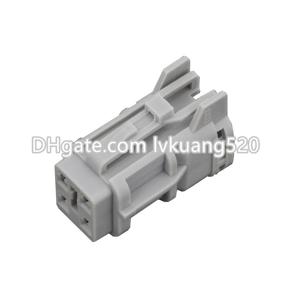 DJ7041Y-2-11/21 automotive connector waterproof connector 4-pin connector Headlight assembly plug