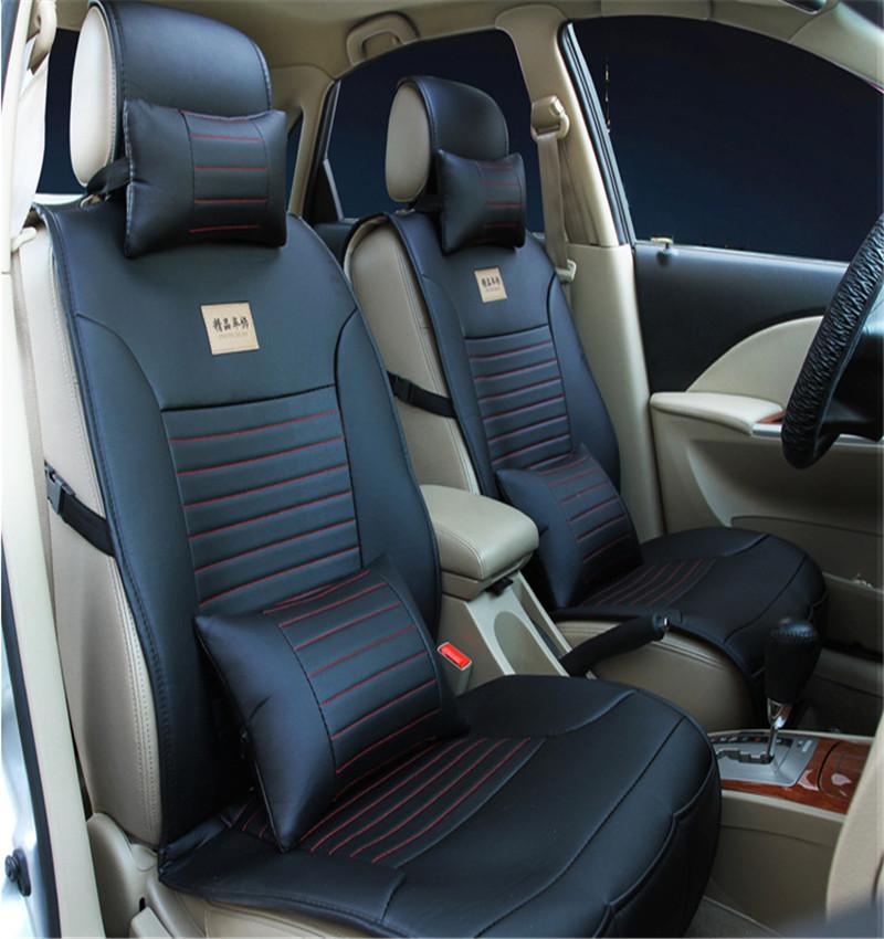 Pillows As Gift Danny Leather Car Seat Cover Universal Car Seat Cushion  Luxury Car Seat Covers For Car Seats Protect Cheap Truck Seat Covers Cosco  Car Seat ... - Pillows As Gift Danny Leather Car Seat Cover Universal Car Seat