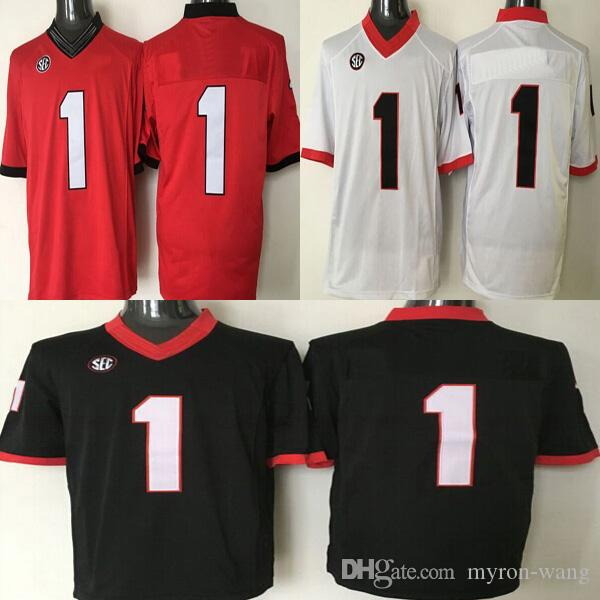 sony michel black jersey