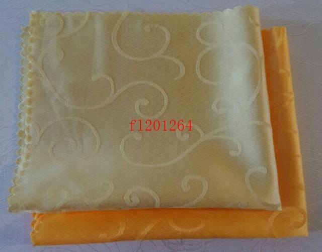 / много Бесплатная доставка Luxury Hotel Салфетки потир тканевые салфетки ткань салфетка салфетка сатин для Свадеб 48x48cm