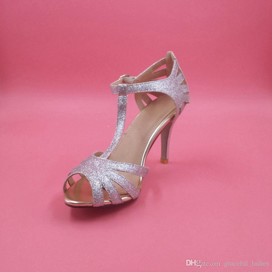 Ladies Dyeable Wedding Shoes