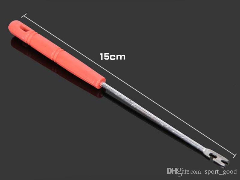 Novas abs de metal pegar gancho dispositivo Desacopladores material de pesca gancho atacado acessórios artes de pesca para venda