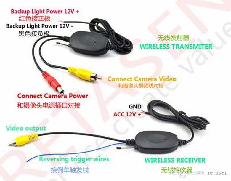 2-4ghz-wireless-car-rear-camera-wireless Yada Backup Camera Wiring Diagram Wireless on