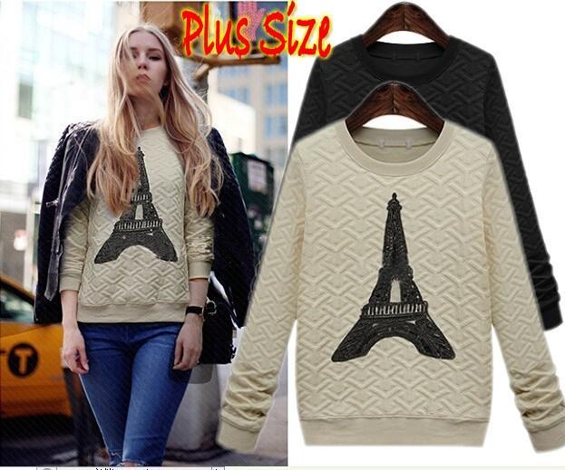Discount Sweaters 2015 Women Fashion Long Sleeved Pullover ...