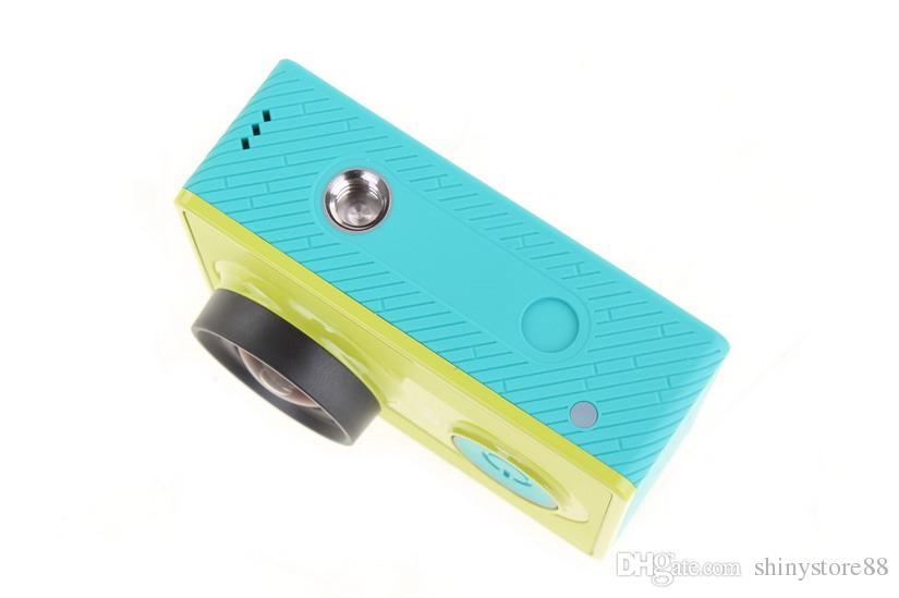 Оригинал Xiaomi Yi действий камеры Xiaoyi Mi спортивная камера 16MP FHD 1080P WIFI Bluetooth 4.0 водонепроницаемый дайвинг стандартная версия
