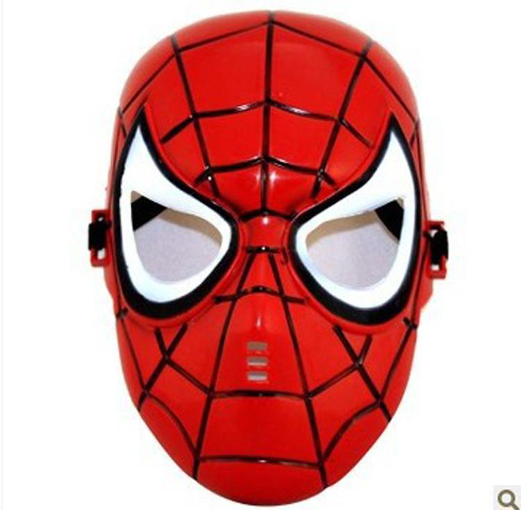 spider man halloween masks movie theme mask cosplay masks masquerade party masks skull full face mask for kids g0191 - Kids Halloween Masks
