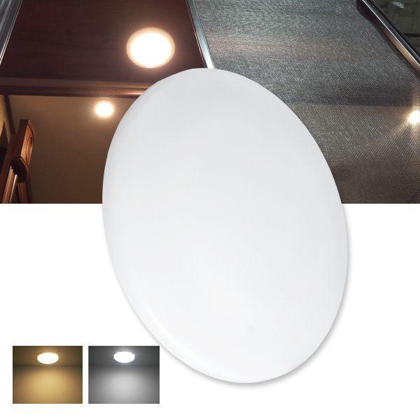2018 12v Dc Warm White Cool Led Mushroom Dome Light Caravan Motorhome Rv Lamp Roof From Joe85818646 12 22 Dhgate Com