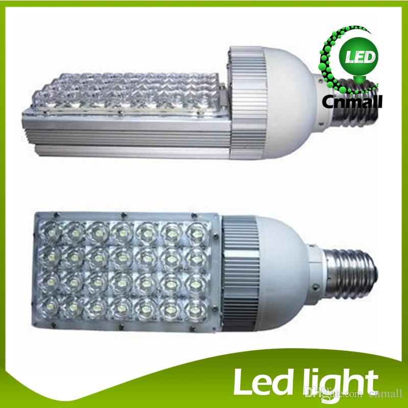 2015 LED Street Lights E40 E27 28W 40W 54W 60W LED Corn Bulb Road Street Light Lamp Outdoor Waterproof Lighting Garden Streetlight AC85-265V