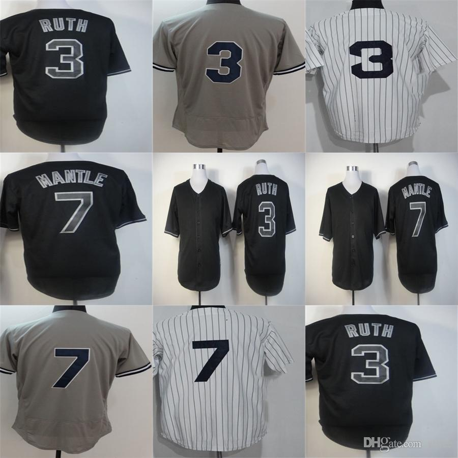 bd4308825a8 Factory Outlet Mens Womens Kids Toddlers New York 3 Babe Ruth 7 ...