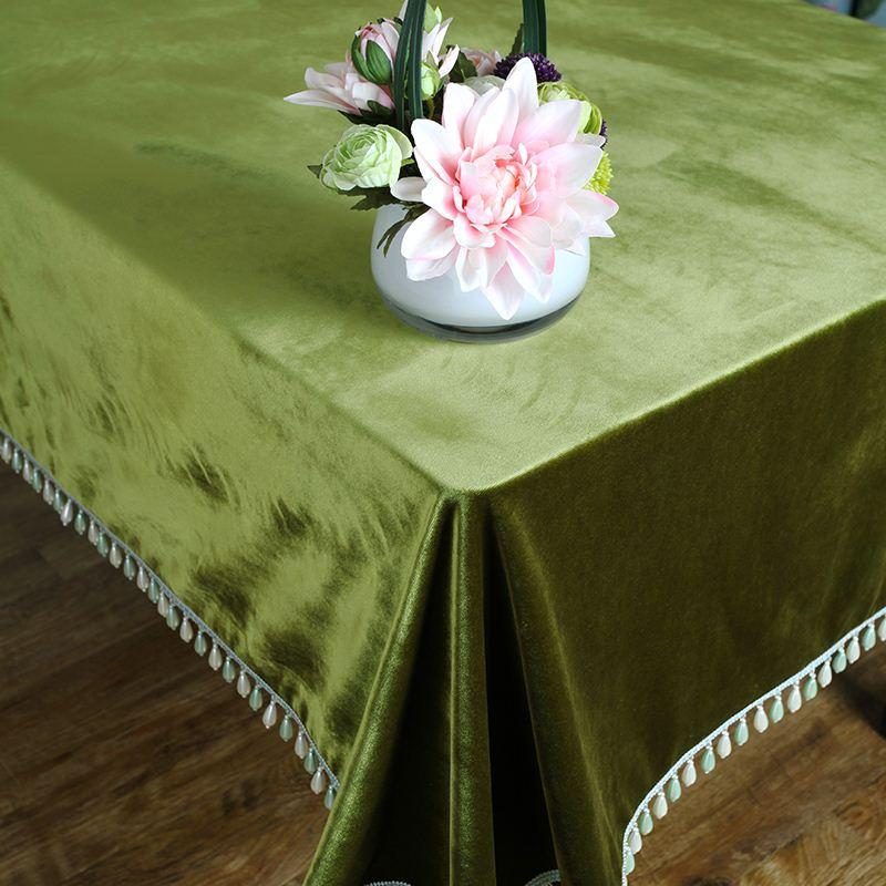 A Solid Color Luxury Cloth Tablecloths Tablecloth Table 011 Upscale Velvet  Tablecloths Coffee Table Bugaboo Options Colored Napkins Hemstitch Napkins  From ...