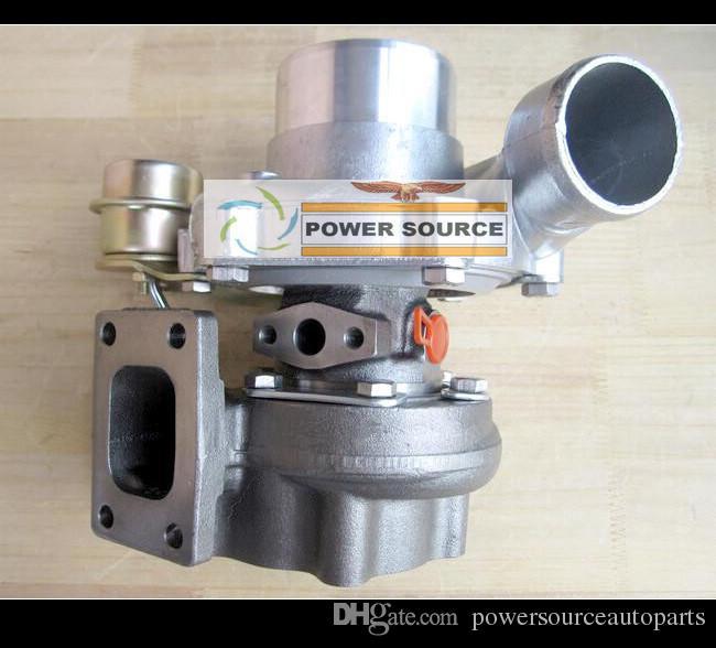Liberi la nave GT28R GT2871R GT2871SR 743347-0001 Turbocompressore del cuscinetto a sfera della turbina l'intonazione del veicolo 1.8L-3.0L 250HP-450HP guarnizioni libere
