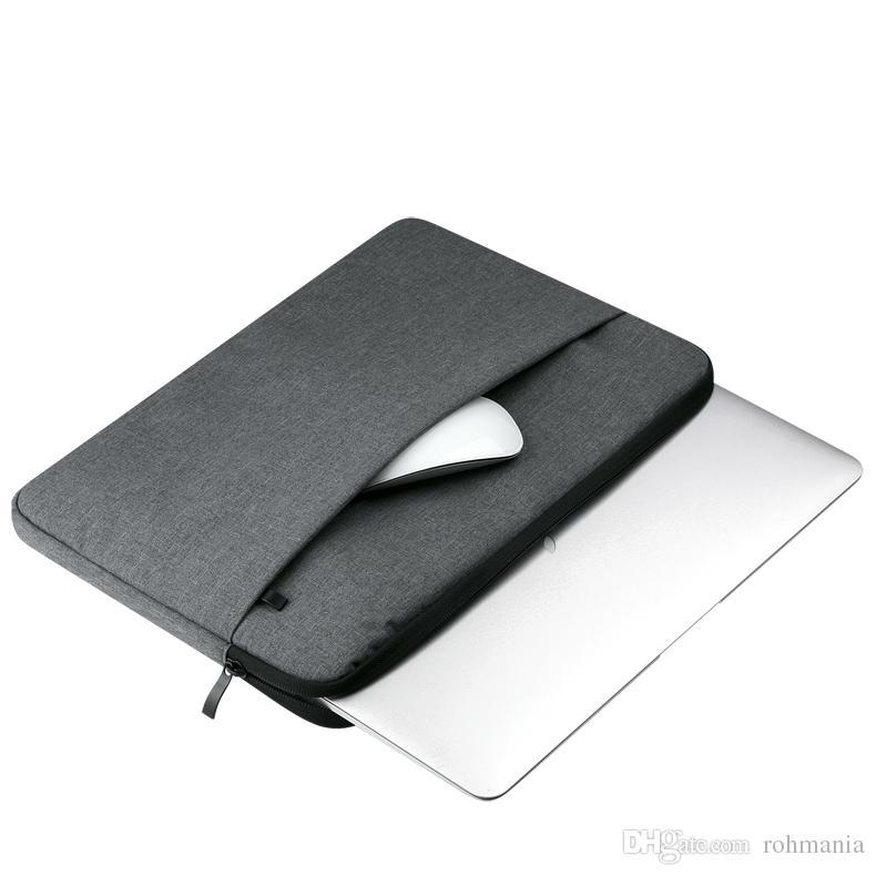 Laptophülse Chromebook Tragetasche Abdeckung Tasche Haut 11.6 13 14 15.6 16 Zoll für Macbook Air Pro M1 Acer Samsung Asus Lenovo Dell Alienware HP Computer mit Tasche