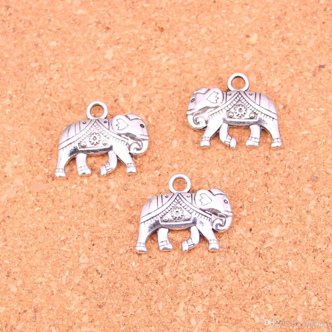 18//36pcs Tibetan Silver Scissors Charms Pendants DIY Crafts Jewelry Making