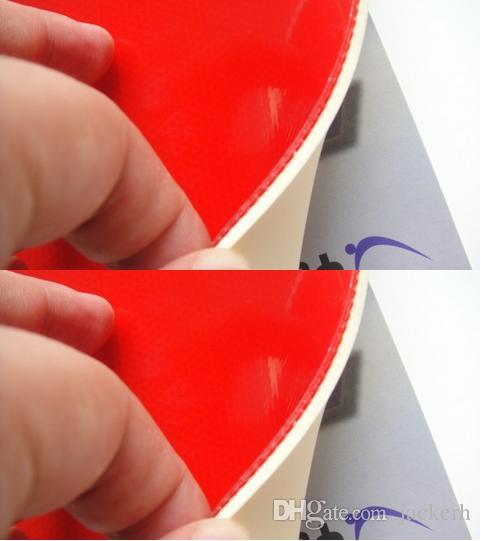 Yasaka Soft 7 Haute Qualité Tennis De Table En Caoutchouc Ping Pong En Caoutchouc Pour Lame / Bat / Plaque De Base