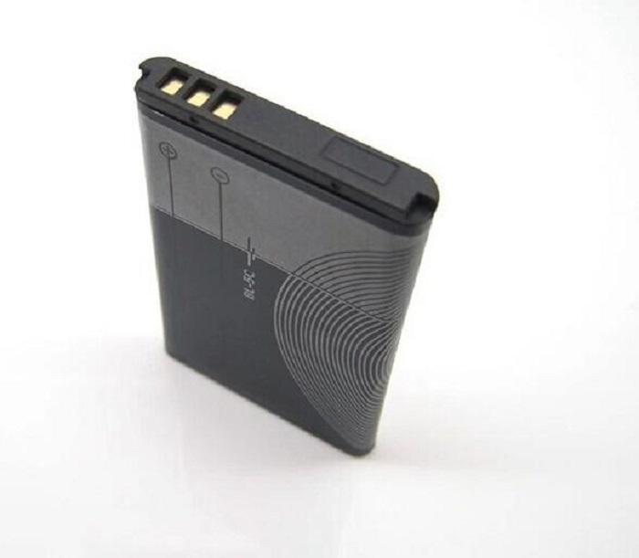 1020mAh batería BL5C BL 5C Batería BL5C para Nokia N70 N72 7610 6300 Reemplazo Batería Batería Batería entrega rápida 15 países libres
