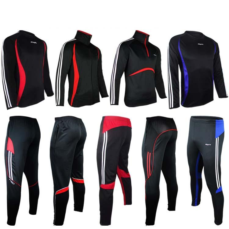 2019 Sports Jerseys Autumn And Winter Football Training Suit Wear Long  Sleeve Soccer Jersey Set Coat And Pa From Nice baby ebb3dd42e