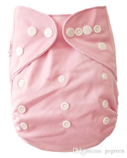 2014 HOT SALE!!! baby Soild color cloth diaper cover nappy with double gusset inner