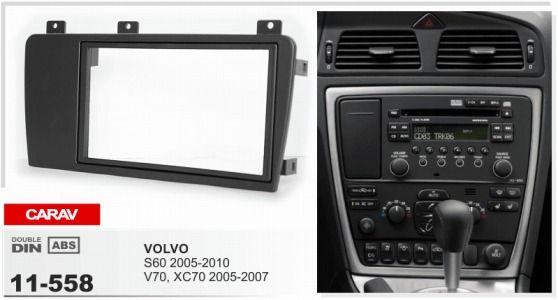 Carav 11 558 Top Quality Radio Fascia For Volvo S60 2000 2009 V70 Rhdhgate: 2007 Volvo Car Radio At Gmaili.net