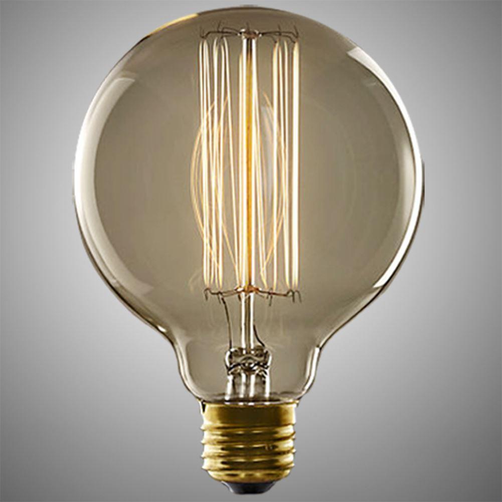 best 40w e27 lamp holder round edison bulb lamp fixture vintage retro light bulb home decorative for chandelier ceiling lamp zyd30b g9 led bulb full - Decorative Light Bulbs