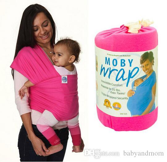 i Kid Wrap Kid's Marsupi Marsupi Gears Passeggini Gallus Baby Carrier Asciugamani wrap wrapping coulorful Facile da usare DHL Free