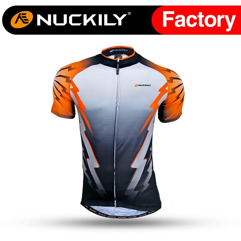 Nuckily Cool Design Lightning Design Cycling Jersey Men S Hot Sell Anti  Bacterial Short Sleeve Riding Clothing NJ500 Cycle Wear Funny Cycling  Jerseys From ... e53cb9807