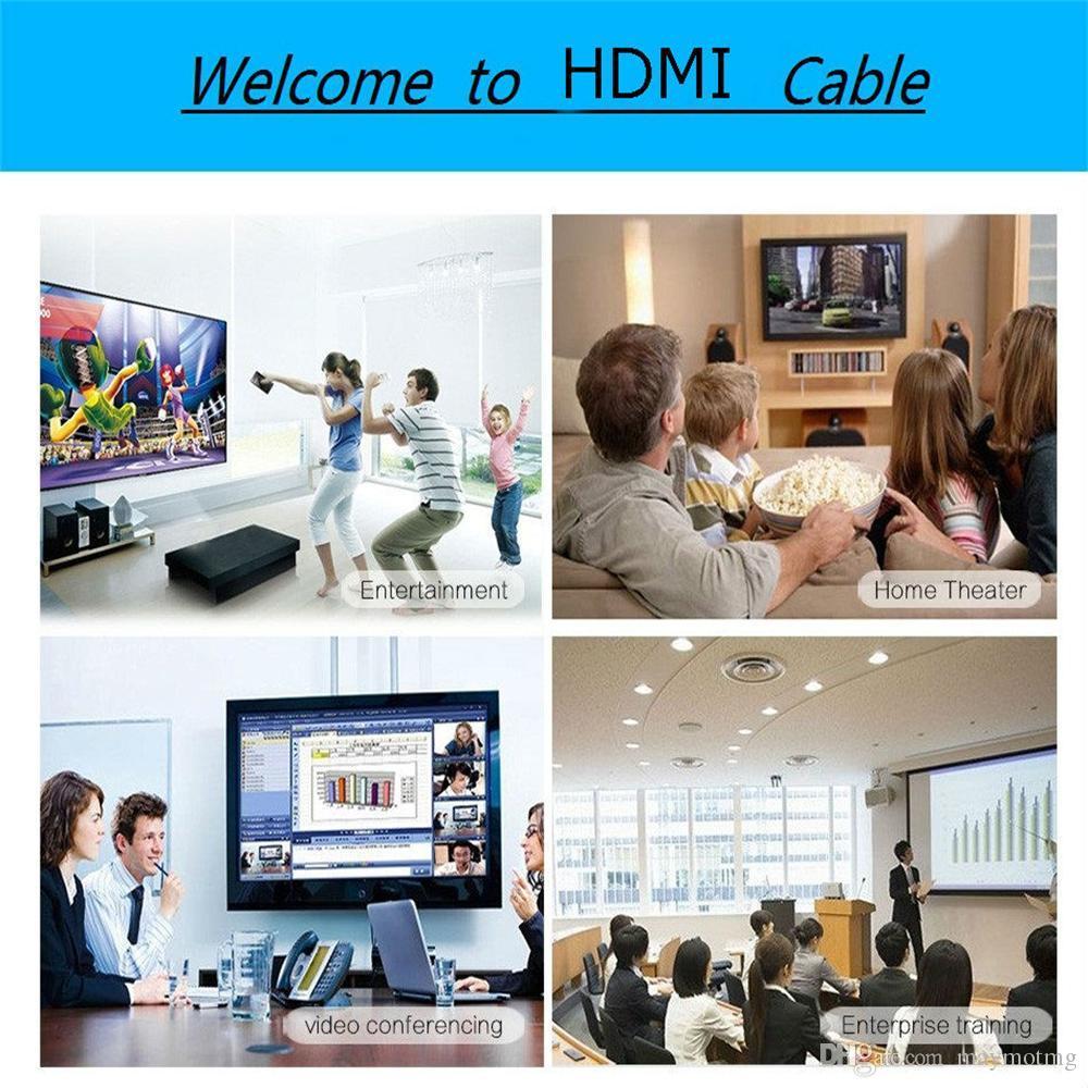 2M de alta calidad USB hdtv para cable HDMI APPLE X / 8 plus / 7 / 6s / 6 / 5s MHL Converter TV Video AV adaptador digital Proyector