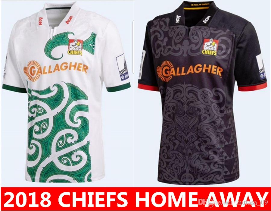 2019 Hot Sales Chiefs 2018 2019 Home Away Rugby Jerseys NRL National Rugby  League Shirt Nrl Jersey 18 19 New Zealand Chief Shirts S 3xl From  Mufasa 09 d08936f9c