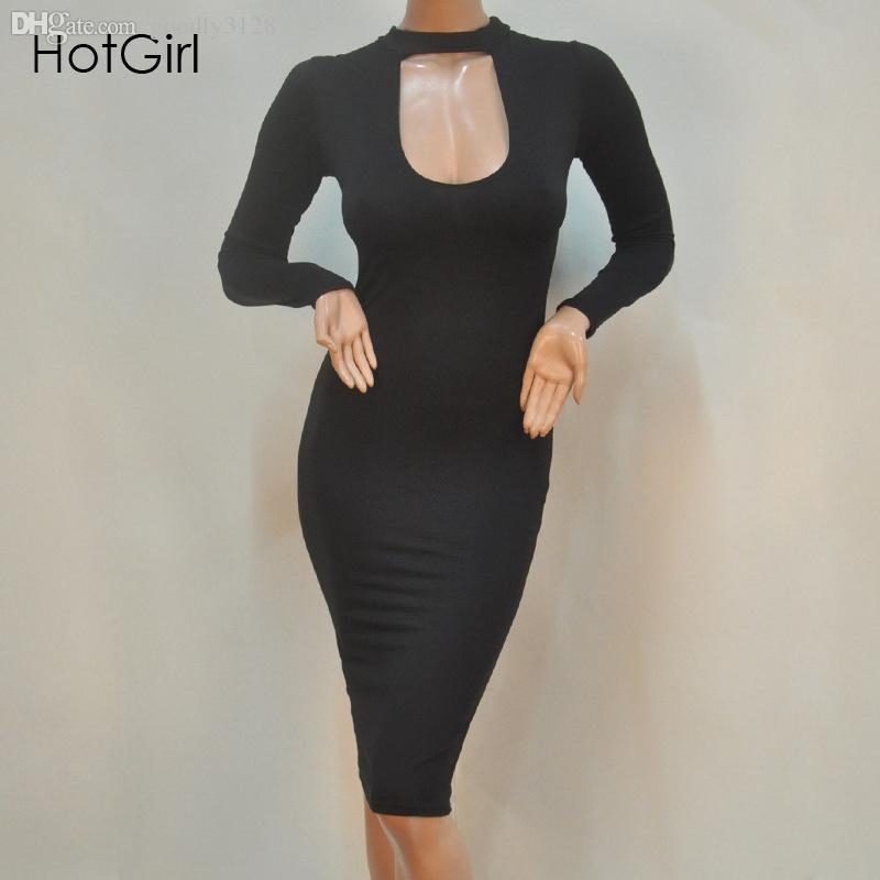 767e5ebe28c84 Wholesale-Women White Long Sleeve Bodycon Dress Sexy Club Dress 2015 Black  Bandage Winter Dress Warm Vestidos Women Clothing Party Dresses Clothing  Dyers ...