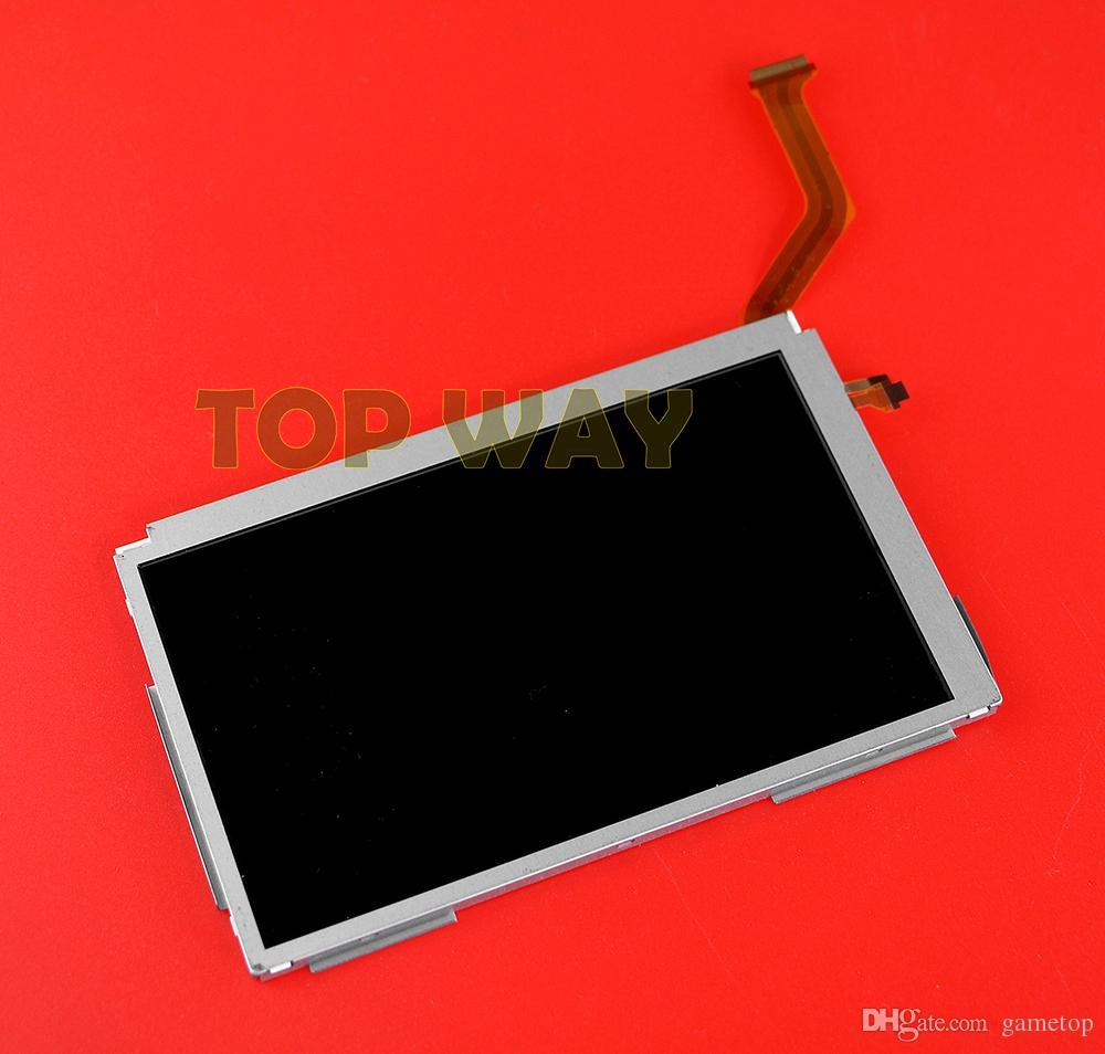 Écran LCD supérieur de nouvelle version de remplacement pour le nouveau panneau d'affichage supérieur 3DSLL 3DSXL pour le nouveau 3ds XL LL