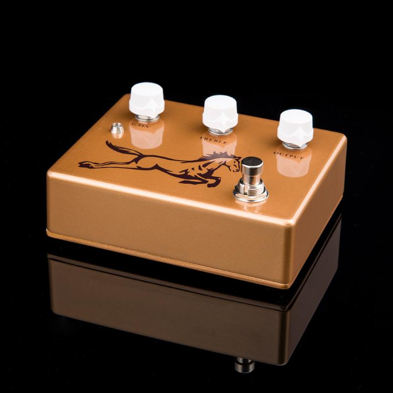 2019 new klon centaur professional overdrive clone guitar effect pedal gold brand new condition. Black Bedroom Furniture Sets. Home Design Ideas