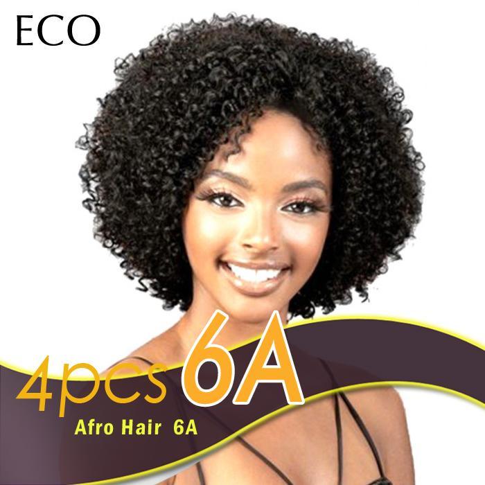 Virgin Peruvian Hair Kinky Curly Hair 4 Bundles Peruvian Afro Curly