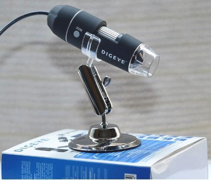 2016New USB portátil 500MP Digital Microscopio Endoscopio lupa cámara de vídeo de alta calidad a estrenar
