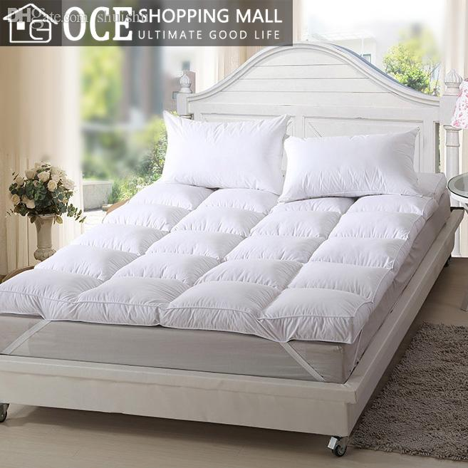 Wholesale-Waterproof Quilted Mattress Queen King Size,polyester ... : quilt batting wholesale - Adamdwight.com