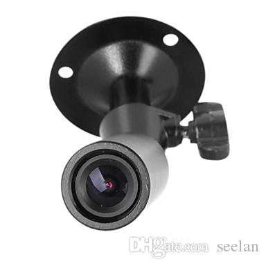 Wholesale OSD menu mini bullet camera 700TVL Sony Effio CCD Color Wide Angle ccd mini cctv camera Security Camera for 960H UPS DHL Free Ship