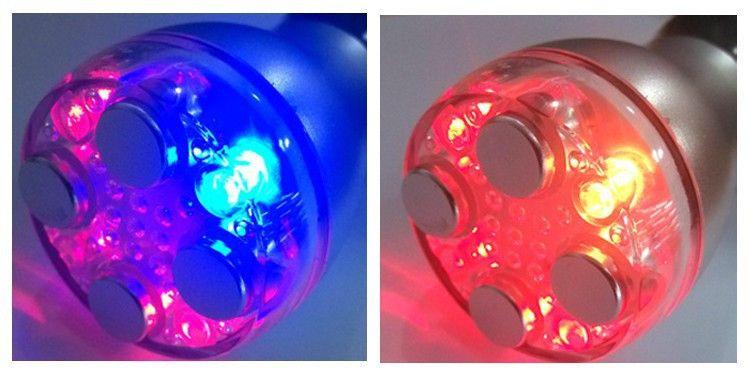 Mini 2-1 LED Photon Therapy es RF Radio Frequency Skin Rejuvenecimiento Lifting Beauty Machine