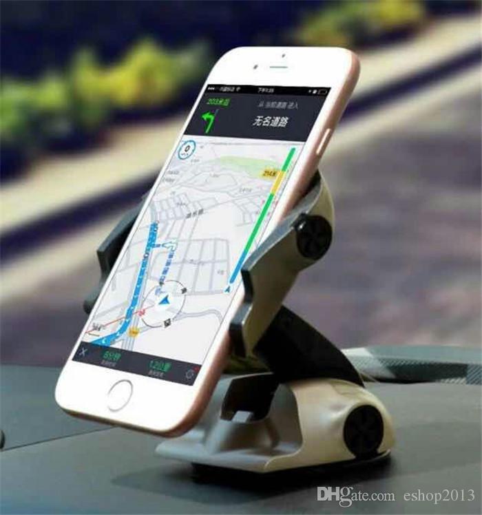 New Phone Holder stand Suction Cup Cartoon Mini Universal Mount Bracket Cell Phone Holder Kickstand Stick