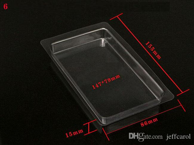 Universal Paper Plastic Blister packaging box Retail Packaging Boxes For iPhone 6 4S 5 5S 5C Samsung s6 Htc/Cell Phone Case Cover Free DHL