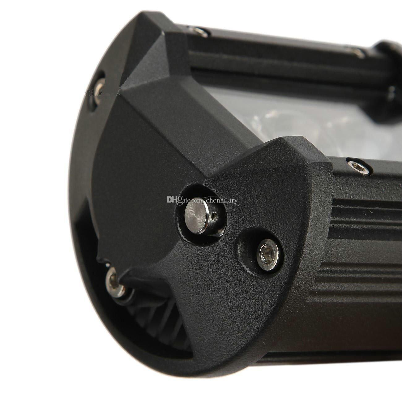 4inch Osram 30W LED Light Bar ATV Waterproof IP67 12V 24V Car 4X4 4WD Truck SUV Jeep Flood Spot 6X5W LED Offroad Fog Driving Light