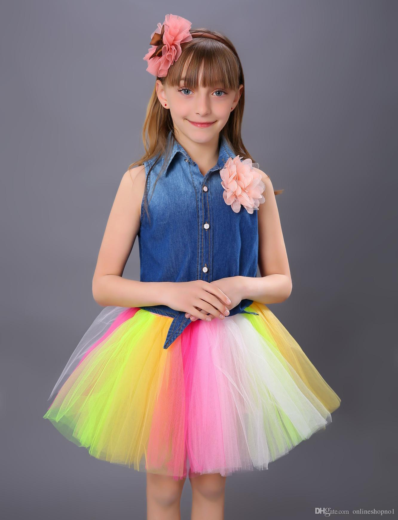 Girls skirts and skorts are just the beginning, however. You'll find girls shorts and other outfit essentials, too! And we offer a variety of sizes and style as well, from baby girl clothes to big girls dresses.