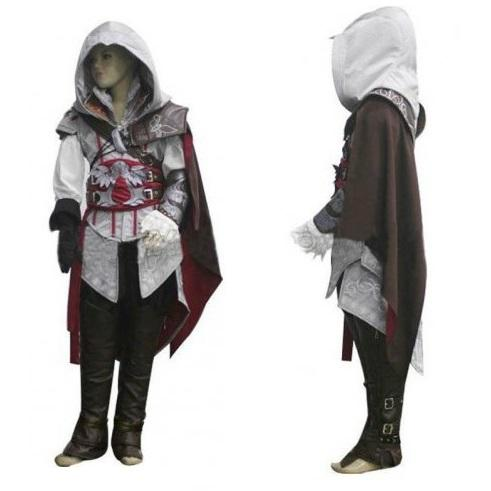 Boys Girls Kids Halloween Costume Anime Athemis Assassin'S ...