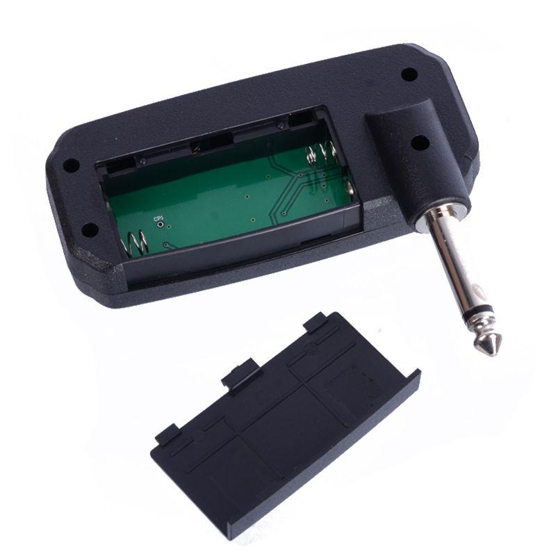 New JOYO JA-03 - Super Lead Guitar Sound Effect - Mini Guitar Amplifier Pocket Amp w/ Headphone Output and MP3 input MU0058-5