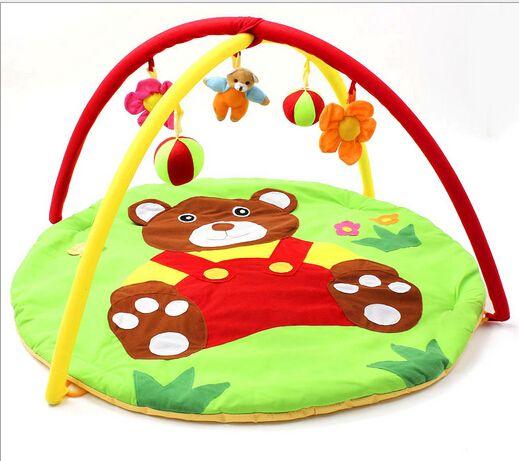Mainan Yang Sesuai Dan Betul Untuk Bayi 0-12 Bulan