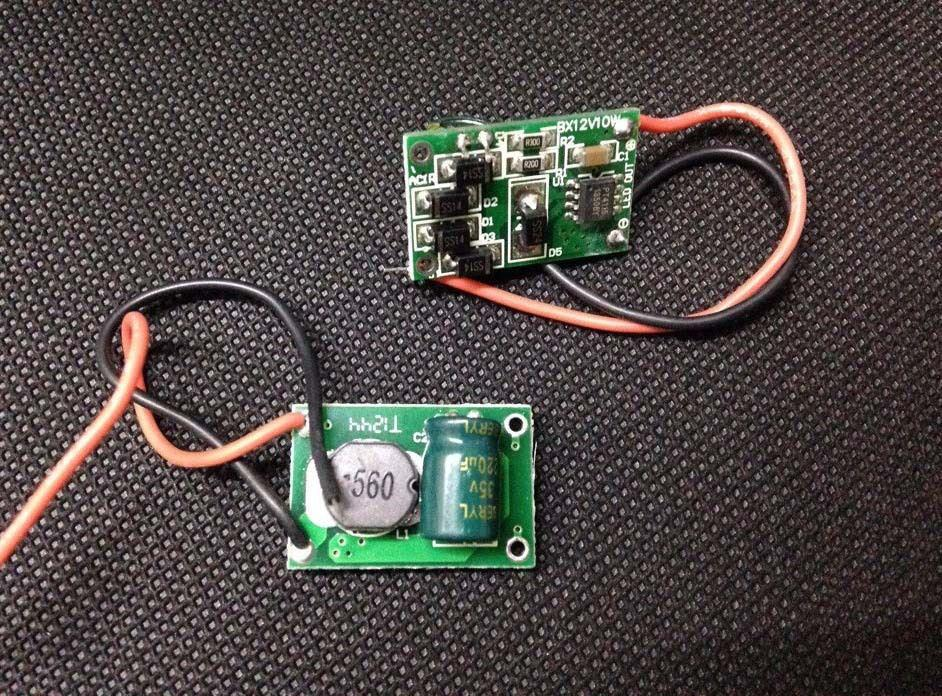 2019 12v 10w led driver for 3x3w 9 11v 900ma high power 10w led chip