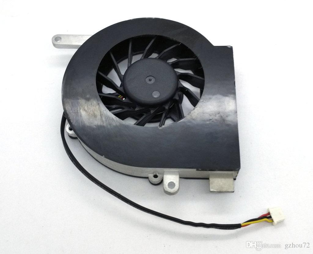 Nouveau Original Bi-Sonic BP501005H-09 B 5 V 0.39A 3Lines ventilateur de refroidissement pour ordinateur portable