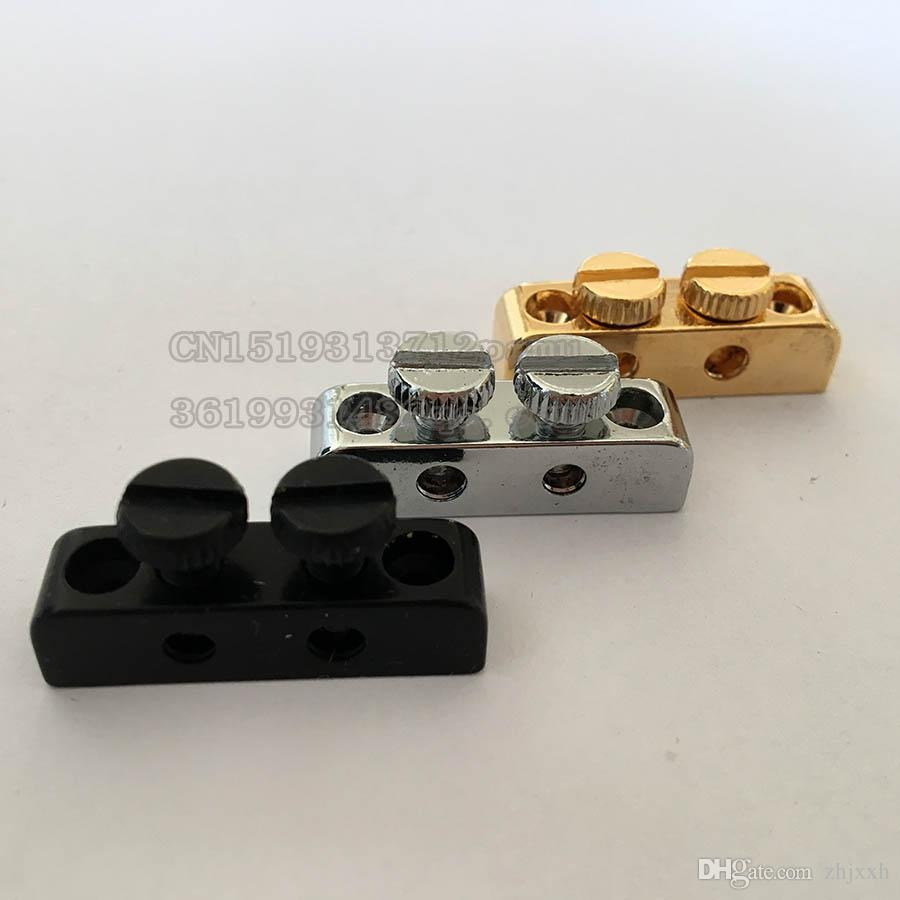 New arrival Guitar and bass Allen Wrench Holder Zinc Diecast guitar parts Gold Chrome Black
