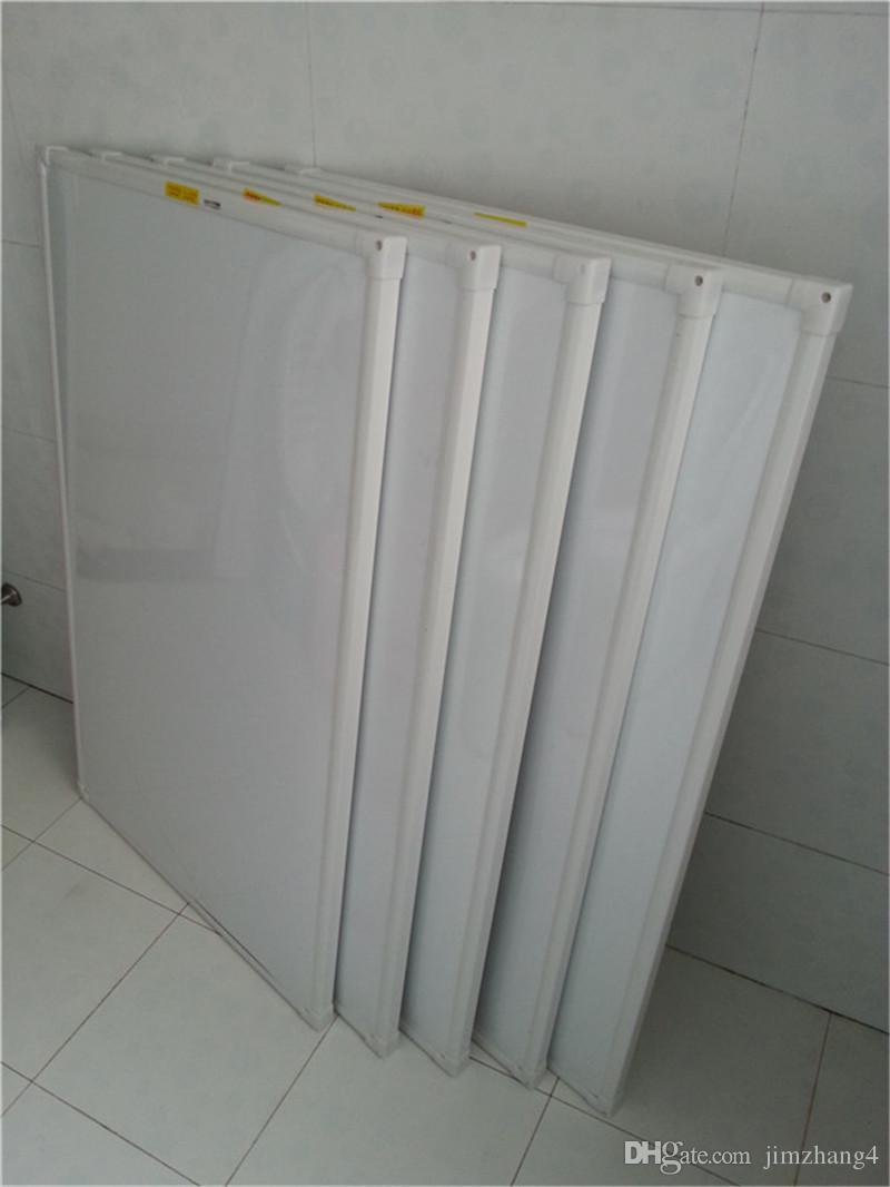 ¡MY2-11,500W, los 60 * 100cm, envío libre! Cristal infrarrojo del soporte de la pared! Pared caliente, calentador infrarrojo calentador del cristal de carbono